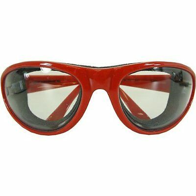 RSVP Onion Goggles® - Red