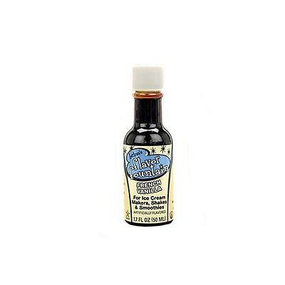 Flavor Fountain Ice Cream Flavoring - 1.7oz bottle - French