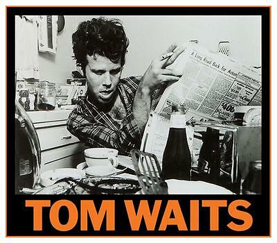 Tom Waits  **POSTER**  LARGE PRINT -  Heartattack and Vine Swordfishtrombone