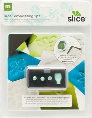 Making Memories Slice Embossing Tips