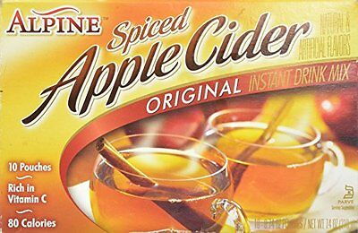 Alpine Mix Cider Orig 10ct