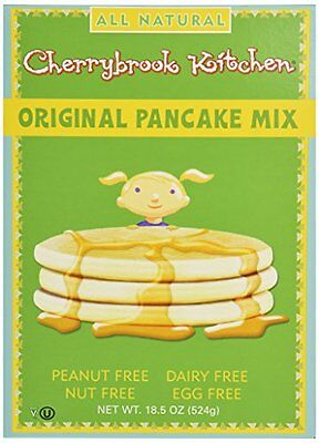 Cherrybrook Kitchen Original Pancake Mix, 18.5 oz