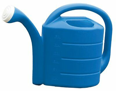 Novelty 30409 Watering Can, Bright Blue, 2 Gallons