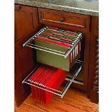Two-Tier File Drawer System with F/E slides