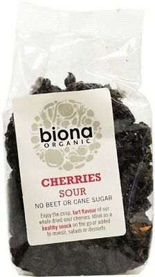 Biona Organic - Dried Cherries - Sour - 100g