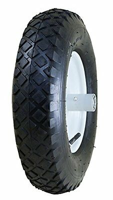 "Marathon 4.80/4.00-8"" Pneumatic (Air Filled) Tire on Wheel,"
