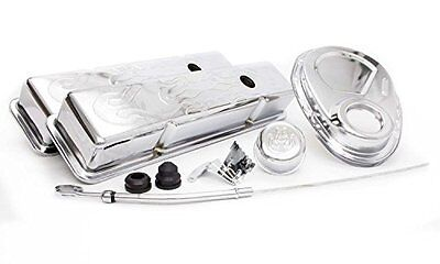 Racing Power Company R3033 Engine Dress-Up Kit with Short Fl