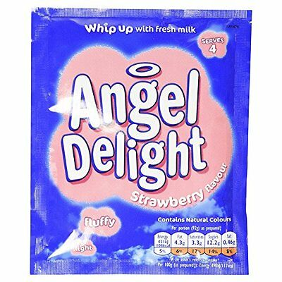 Birds Angel Delight Strawberry Flavour 59g