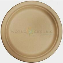 World Centric's Biodegradable and Compostable Wheat Straw 9""