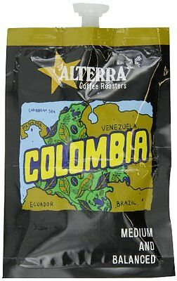 FLAVIA ALTERRA Coffee, Colombia, 20-Count Fresh Packs (Pack