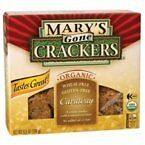 Mary's Gone Crackers Gluten Free Caraway Seed Crackers - 6.5