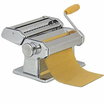 "Best Choice Products New 7"" Pasta Roller Dough Making Fresh"