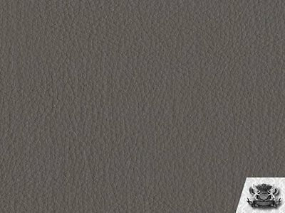 Vinyl Champion GRAY Fake Leather Upholstery Fabric By the Yard