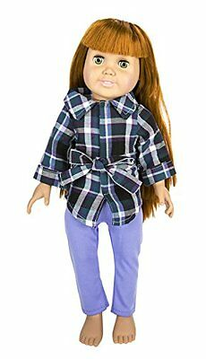 Fiber Craft Springfield Collection Tunic and Leggings for Do