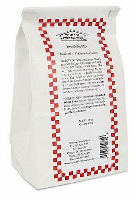 Bethany Housewares 781 Krumkake Mix 16 oz