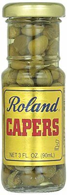Roland Capers, 3 oz