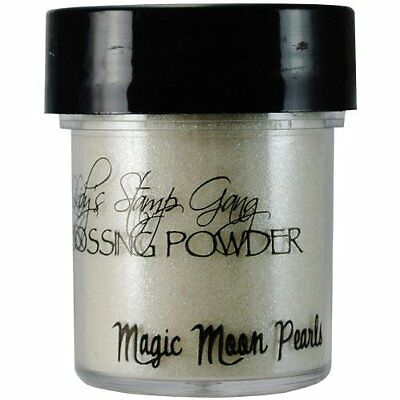 Lindy's Stamp Gang 2-Tone Embossing Powder, 0.5-Ounce Jar, M