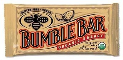 BumbleBar Organic Sesame Bars Amazing Almond 12 1.4 oz. bars