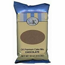 CK Products Cake Mix, 18 oz, Chocolate