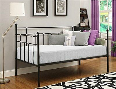 Dorel Home Products Daybed Black Metal