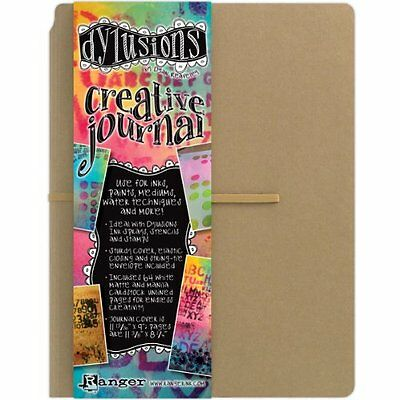 Ranger Dylusions Dyan Reaveley's Creative Journal, 11.375 by
