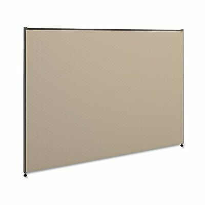 basyx Verse Office Panel, 60 by 42-Inch, Gray