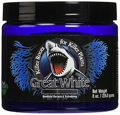 Great White Mycorrhizae, 8 oz