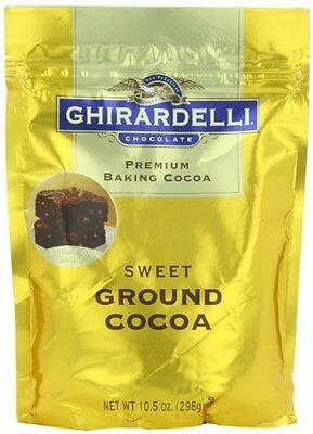 Ghirardelli Sweet Ground Chocolate and Cocoa Pouch, 10.5 Oun
