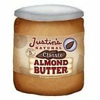 Justins Nut Butter 30463 Justins Classic Natural Almond Butt