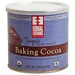 Equal Exchange - Equal Exchange Baking Cocoa 8 Oz