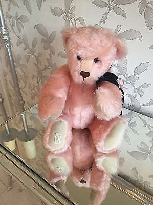 Deans Pink Limited edition Large Bear Elizabeth