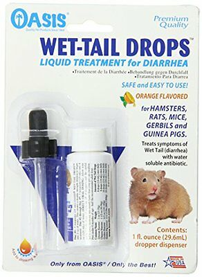 OASIS  #80064   Wet Tail Drops- Liquid Treatment for Diarrhe