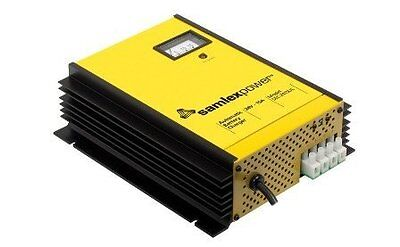 Automatic Switch Mode 15-Amp Battery Charger