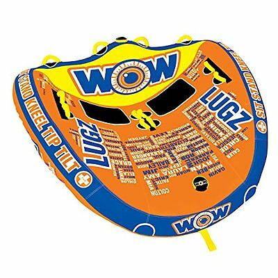 WOW World of Watersports, 13-1040, Lugz 2 Towable, 3 Tow Poi