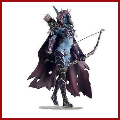 World of Warcraft WOW FALL of The Lich King  Sylvanas Windrunner Figure