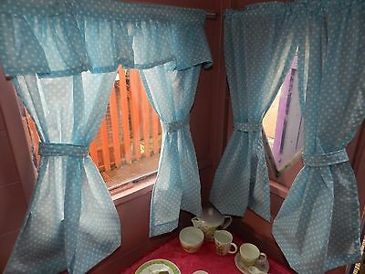 playhouse, wendy house, den curtains in any of my fabrics