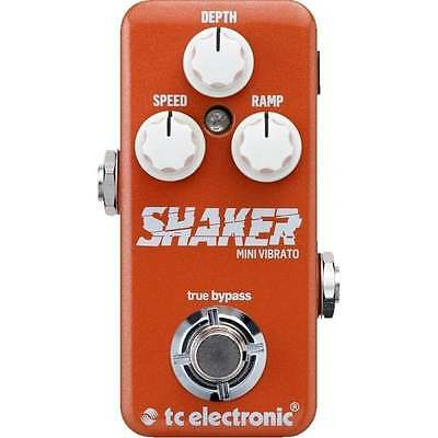 TC Electronic TC Electronic Shaker Mini Vibrato (Box Open)