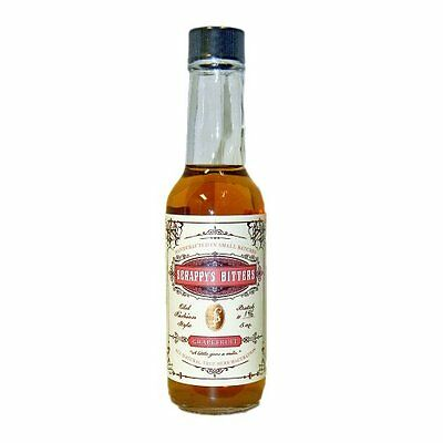 Scrappy's Grapefruit Cocktail Bitters - 5 oz by Scrappy's Bi