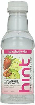 Hint Strawberry Kiwi Essence Water, 16 oz