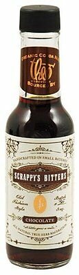 Scrappy's Chocolate Cocktail Bitters - 5 oz