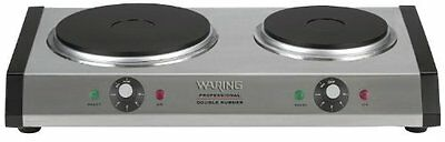 Waring Commercial WDB600 Heavy-Duty Commercial Cast-Iron Dou
