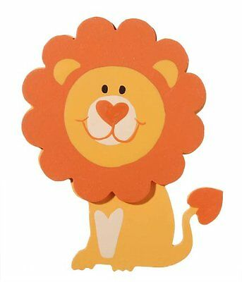 Darice 9189-65 Painted Leon Lion Cutout