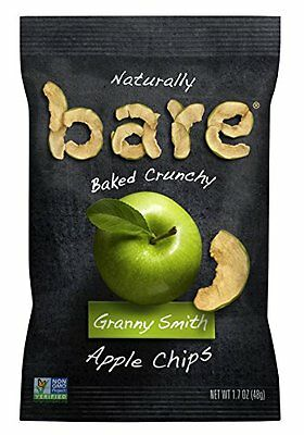 Bare Natural Apple Chips, Granny Smith, Gluten Free + Baked,