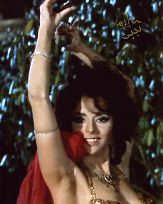 Lisa Guiraut - Gypsy Dancer - From Russia with Love - Signed Autograph REPRINT