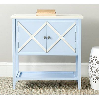 Safavieh American Homes Collection Polly Sideboard, Light Bl
