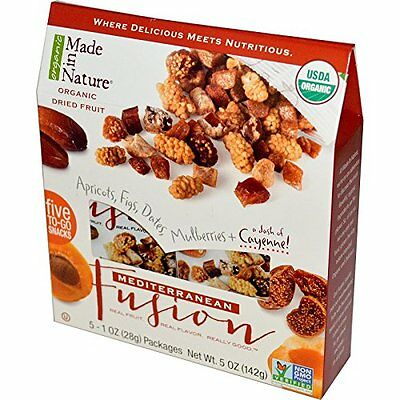 Made in Nature, Organic Dried Fruit, Mediterranean Fusion, 5