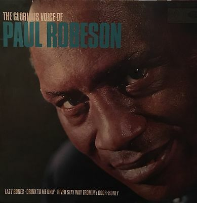 PAUL ROBESON The Glorious Voice Of MFP LP MFP1095