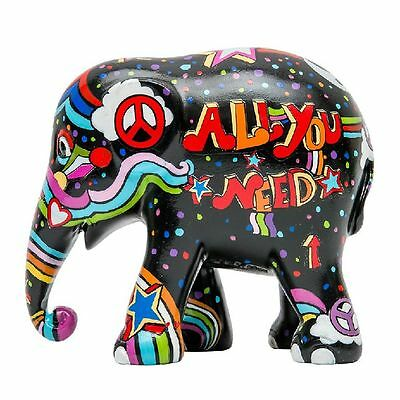 Elefant der ELEPHANT PARADE - All you need is love - 10cm - limitiert