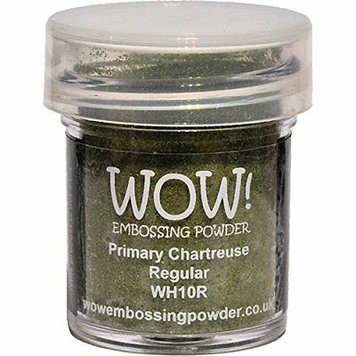 Wow Embossing Powder, 15ml, Chartreuse