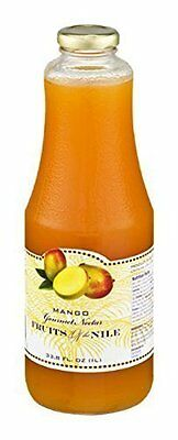 Fruitn Nectar,Mango 33.8 Fz (Pack Of 6)